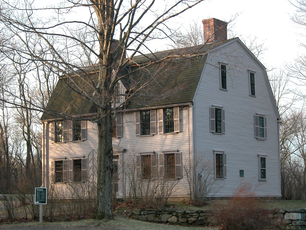 The Old Manse, Concord MA