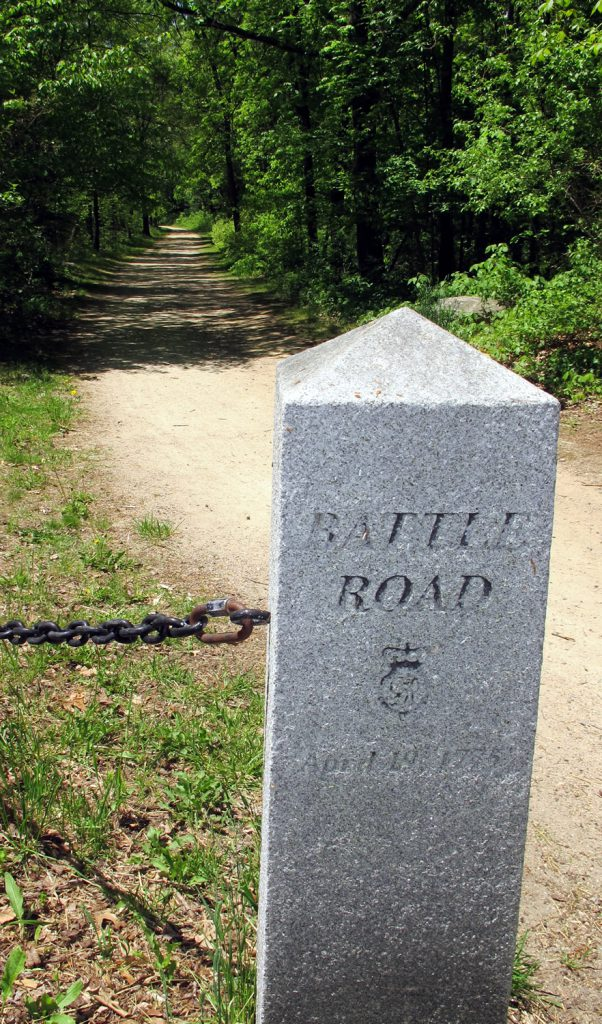 Battle Road Trail, Minute Man National Historical Park