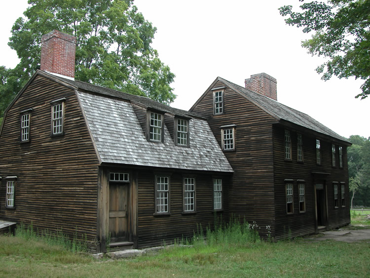 Hartwell Tavern, Minute Man National Historical Park