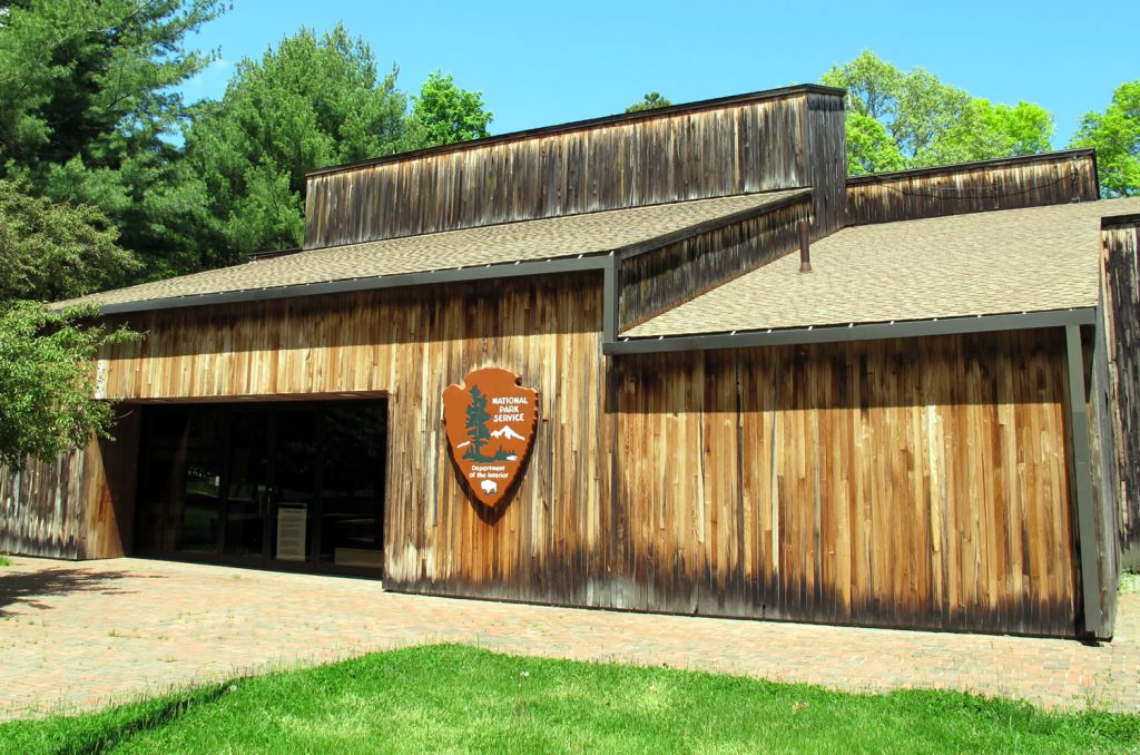 Battle Road Visitor Center, Minute Man National Historical Park