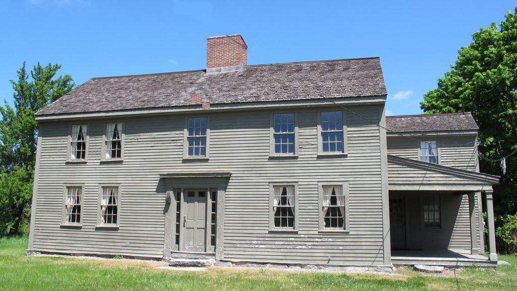 Samuel Books House, Minute Man National Historical Park