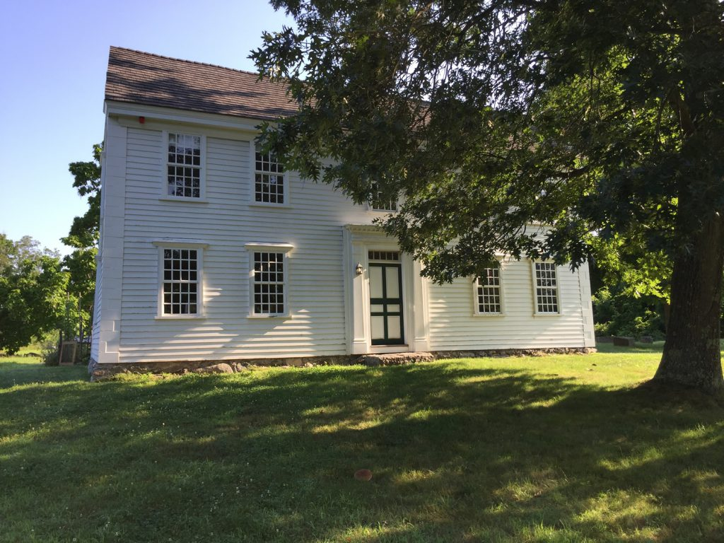 Thoreau Farm, Birthplace of Henry David Thoreau