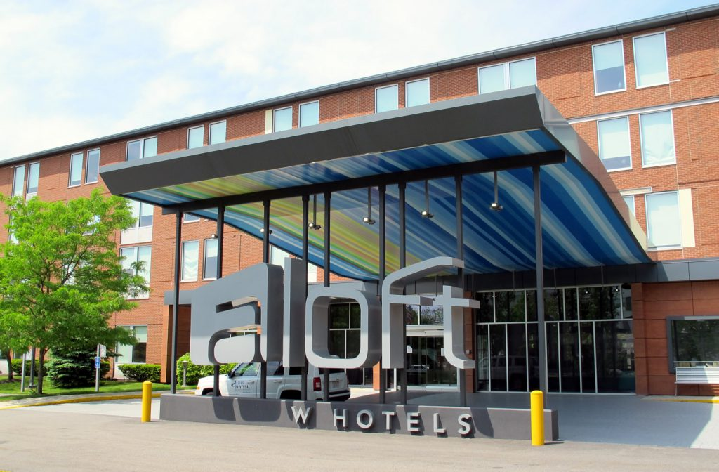 Aloft Hotel, Lexington MA