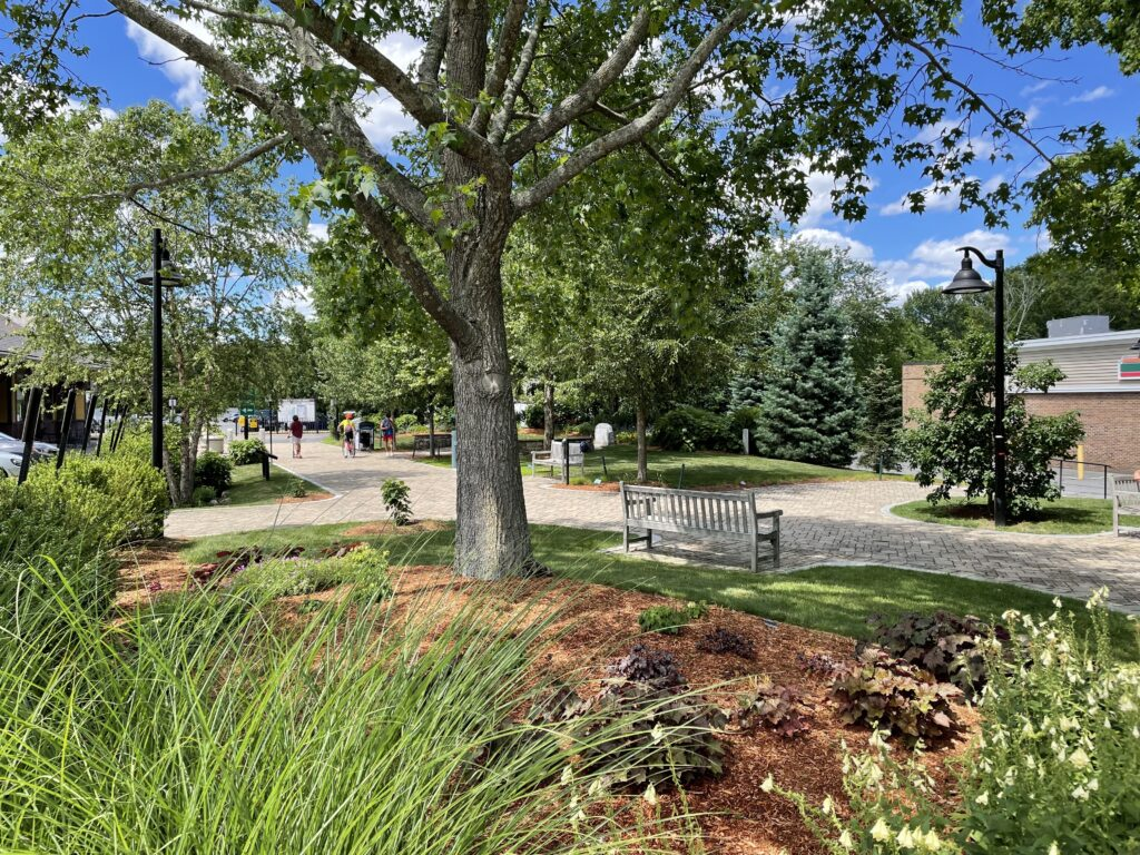 Junction Park, West Concord MA